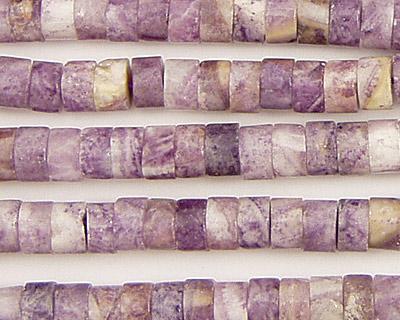 Lapidalite Jasper Heishi 6mm