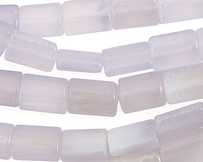 Chalcedony Thin Pillow 12x8mm
