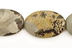 Artistic Stone Flat Oval 30x20mm