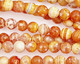 Fire Agate Round 6mm
