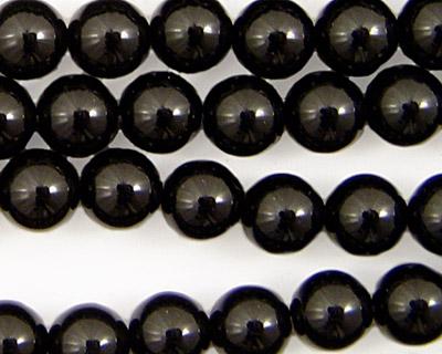 INACTIVE Black Onyx Round 8mm