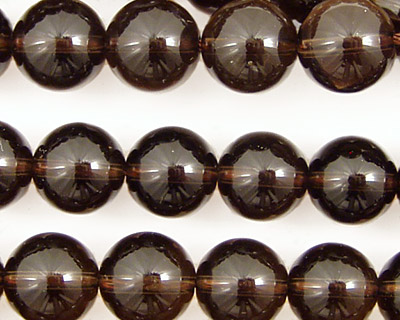 Smoky Quartz Round 10mm