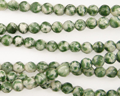 China Jade Round 4mm