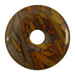 Golden Horse Jasper Donut 45mm