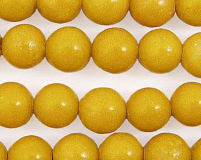 Yellow Jasper Round 10mm