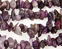 Purple Crazy Lace Agate Chips