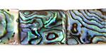 Abalone Thin Pillow 20x15mm