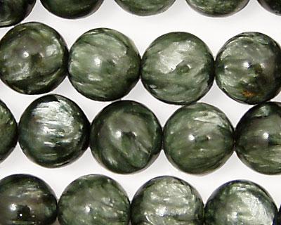 Seraphinite Round 10mm
