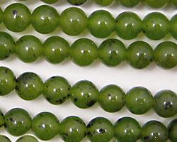 Canadian Jade Round 6mm