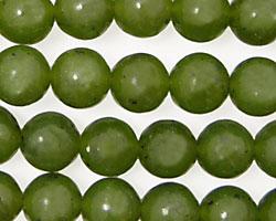 Canadian Jade Round 8mm