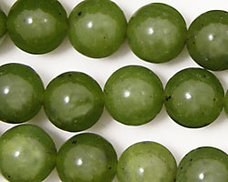 Canadian Jade Round 10mm