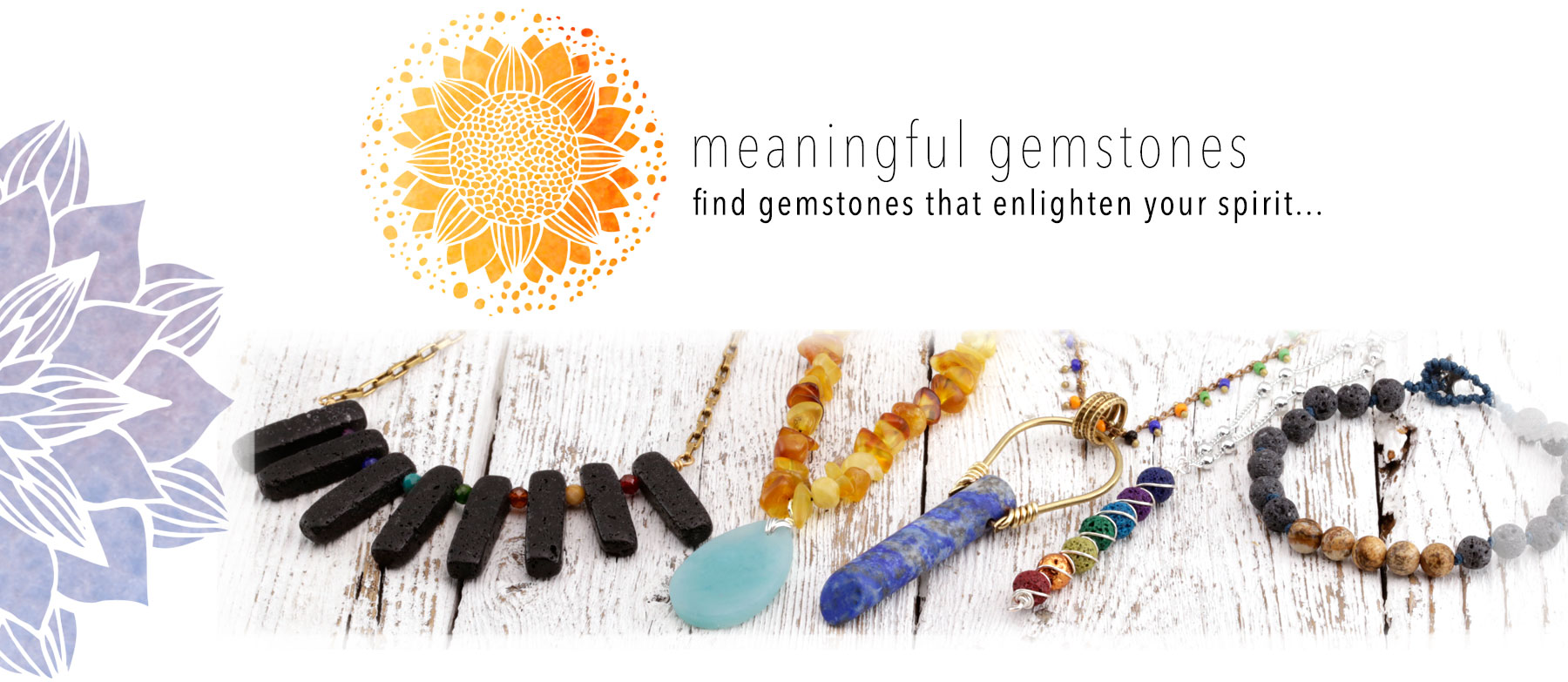 Meaningful Gemstones
