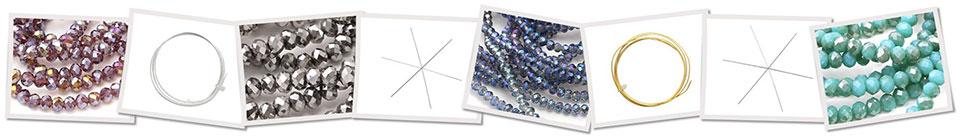 Snowflake Frames & Crystal
