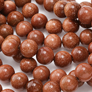 Goldstone Beads