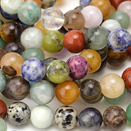 Multi Gemstone Beads
