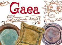 Gaea Ceramic Beads