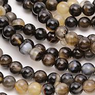 Black Sardonyx Beads