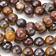 Tiger Iron Beads