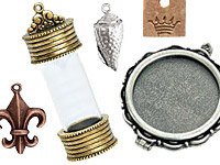 Nunn Design Charms, Pendants, Lockets