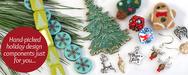 Holiday Beads & Inspiration