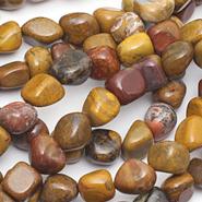Wooden Jasper Beads