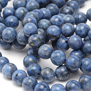 Denim Lapis Beads