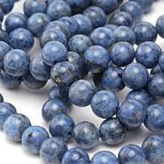 Denim Lapis Beads