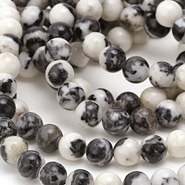 Mexican Zebra Jasper Beads