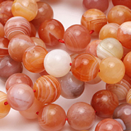 Red Botswana Agate Beads