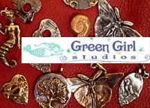 Green Girl Studios Beads