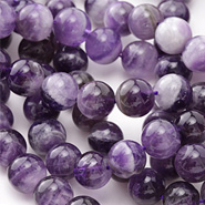 Dogtooth Amethyst Beads