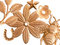 Nunn Design Metal Embellishments