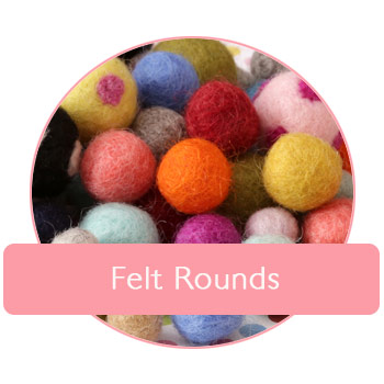 Felt Rounds