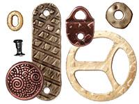 TierraCast Leather Findings