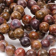 Agua Nueva Agate Beads
