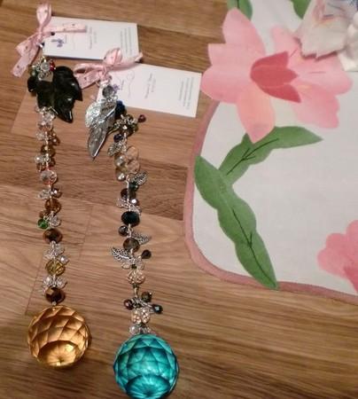 Crystal Suncatchers Customer Design Lima Beads