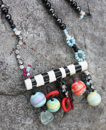 Tying A Lark S Head Knot Technique Lima Beads
