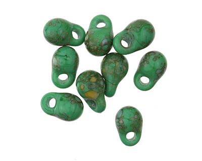 Unicorne Beads Gabriel Mini Pebble Drop 4.5x7.5mm