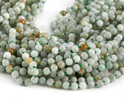 Burma Jade Round 6mm