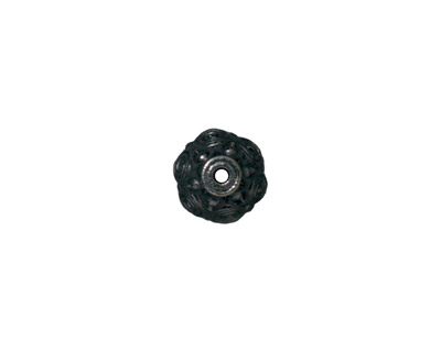 TierraCast Gunmetal Spiral Cone 8x9mm