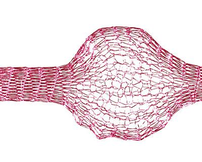 WireLace Pink Ribbon 6mm