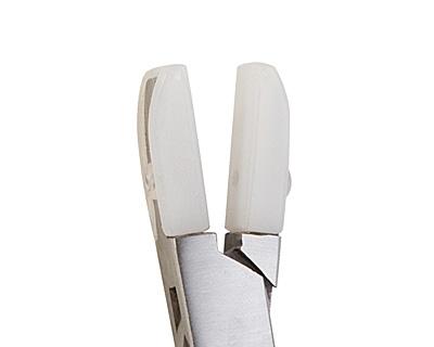 Flat Jaw Nylon Pliers w/ Spring