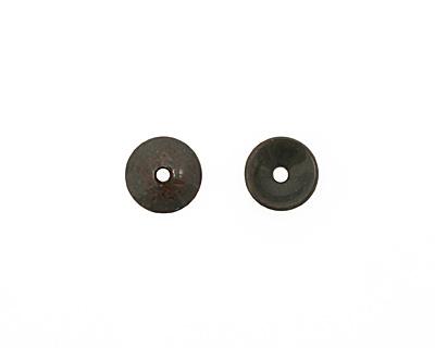 C-Koop Enameled Metal Steel Gray Chip 3-4x12-13mm