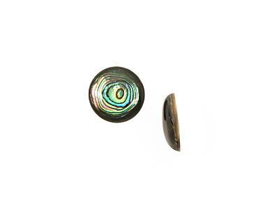 Abalone Round Cabochon 18mm