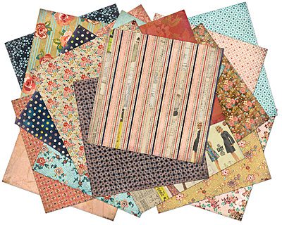 Lucille Paper Pad 6