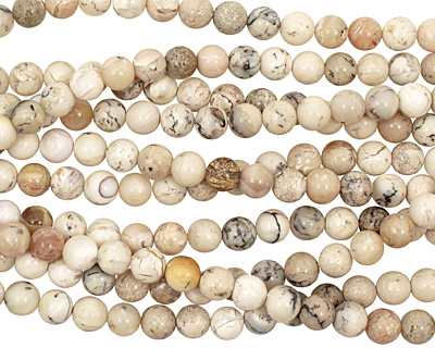 African Opal Round 8mm