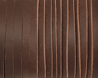 Red Brown Calf Craft Leather 3mm