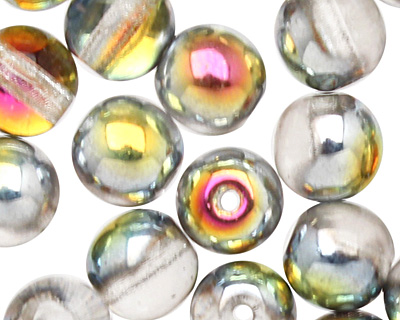 Czech Glass Crystal/Marea Round 6mm