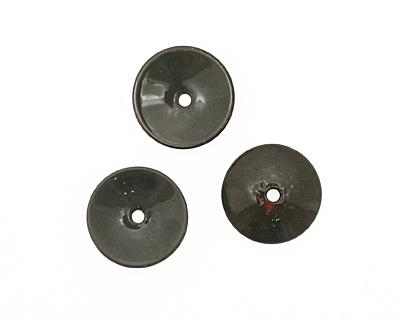 C-Koop Enameled Metal Steel Gray Disc 3-4x18-20mm