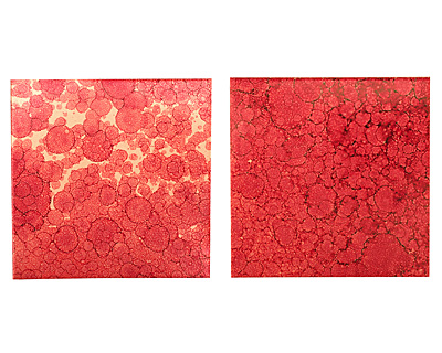 Lillypilly Red Wine Patina Copper Sheet 3